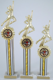Cheerleading Trophy with Star Holder - Set-Trophies-Schoppy's Since 1921