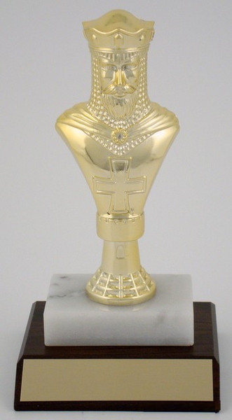 Chess King Trophy-Trophies-Schoppy's Since 1921