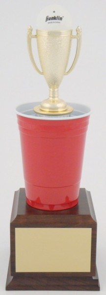 Beer Pong Trophy - Large