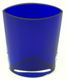 Cobalt Glass Samantha Vase by Badash-Vase-Schoppy's Since 1921