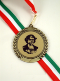 Columbus Day Medal-Medals-Schoppy's Since 1921