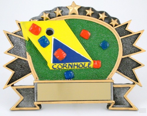 Corn Hole Large Resin-Trophies-Schoppy's Since 1921