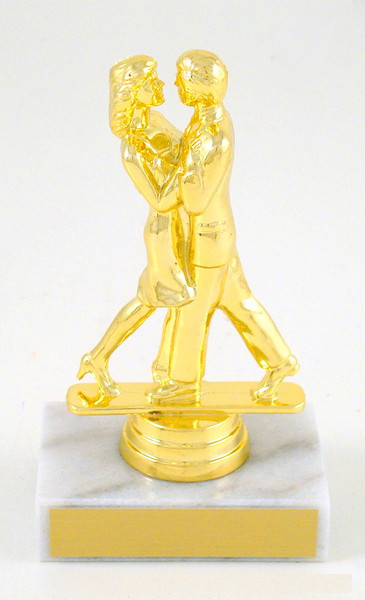 Couples Modern Dance Trophy