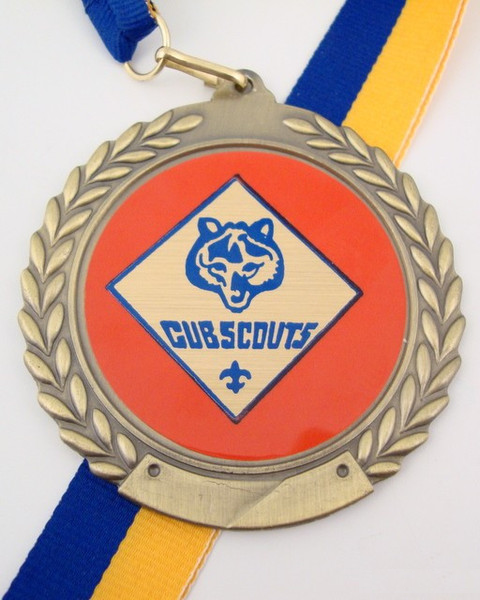 Cub Scouts Medal-Medals-Schoppy's Since 1921
