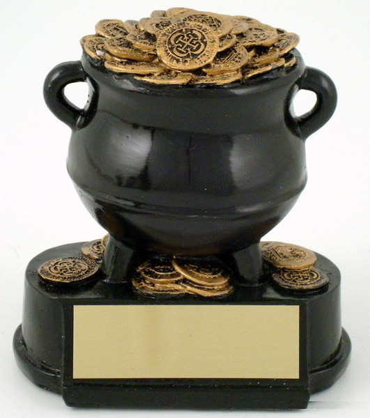 Pot O' Gold Trophy-Trophies-Schoppy's Since 1921