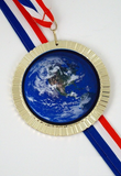 Earth Day Big Medal-Medals-Schoppy's Since 1921