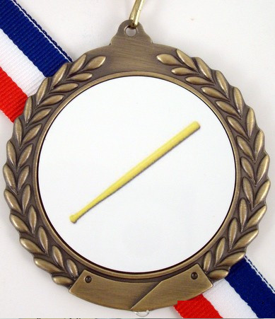 Dizzy Bat Gold Medal
