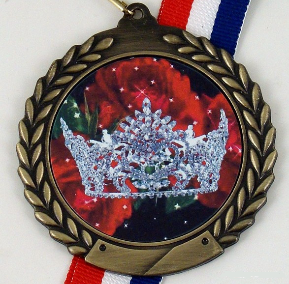 Pageant Medal