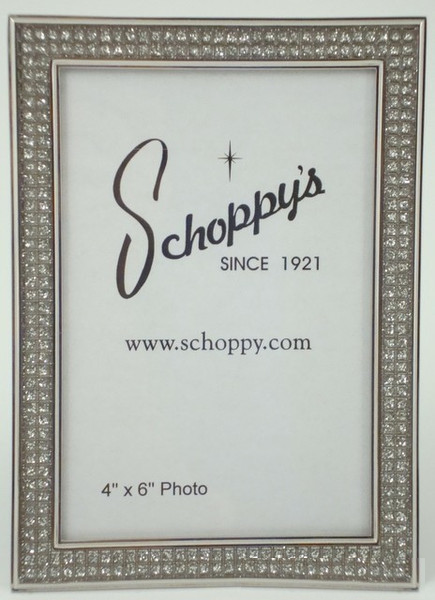 Glitter Galore Frame Holds 4x6 Photo Schoppys Since 1921