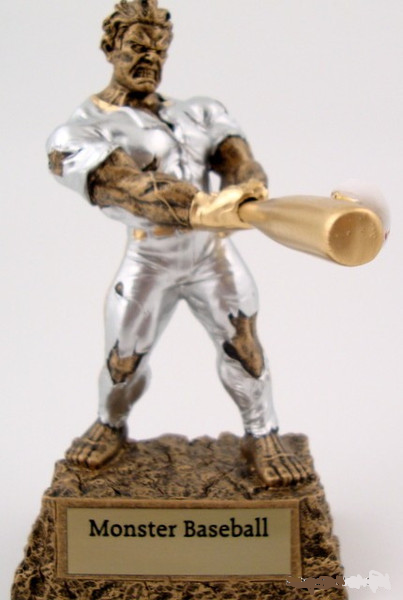 Monster Baseball Trophy