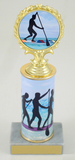 Paddleboard Original Metal Roll Column-Trophies-Schoppy's Since 1921
