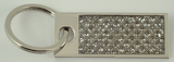 Glitter Galore Rectangular Key Chain-Key Chain-Schoppy's Since 1921