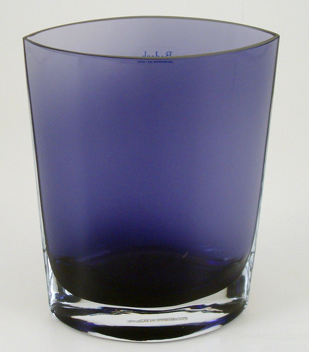 Violet Glass Samantha Vase by Badash-Vase-Schoppy's Since 1921