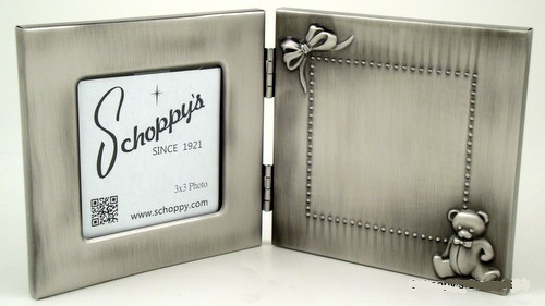 Hinged Frame Baby Gift-Frame-Schoppy's Since 1921
