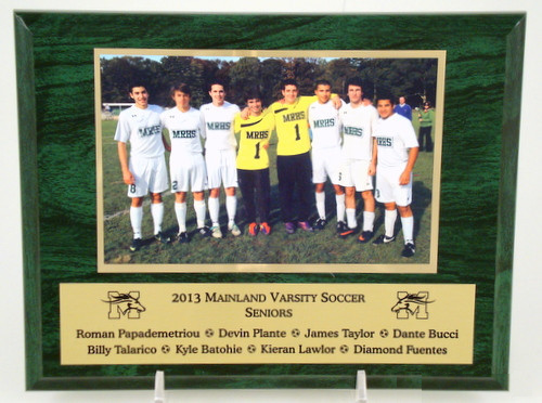 Seniors Photo Plaque-Plaque-Schoppy's Since 1921