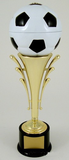 Medium Spinning Soccer Ball-Trophies-Schoppy's Since 1921