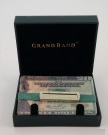 Grand Band Stainless Steel Screw Frame Champagne-Money Clip-Schoppy's Since 1921