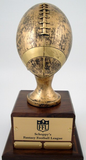 Fantasy Football Trophy - Perpetual FF2 Bronze-Trophies-Schoppy's Since 1921