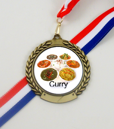Pepper Food Contest Logo Medal-Medals-Schoppy's Since 1921