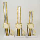 Custom Theme Trophy - Medium Individual-Trophies-Schoppy's Since 1921