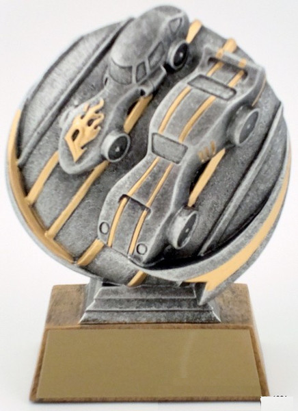 Motion Extreme Pinewood Derby Trophy-Trophies-Schoppy's Since 1921