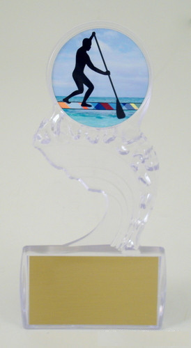 Paddleboard Large Crest of the Wave Trophy