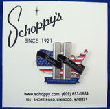 September 11th Pin - Never Forgotten-Jewelry-Schoppy's Since 1921