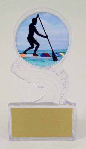 Paddleboard Small Crest of the Wave Trophy
