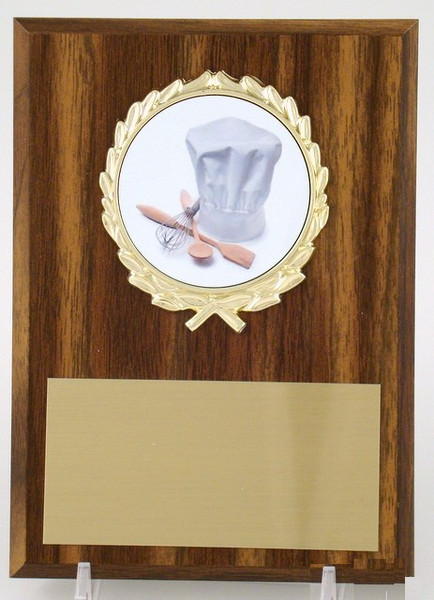 Culinary Accomplishment Plaque-Plaque-Schoppy's Since 1921
