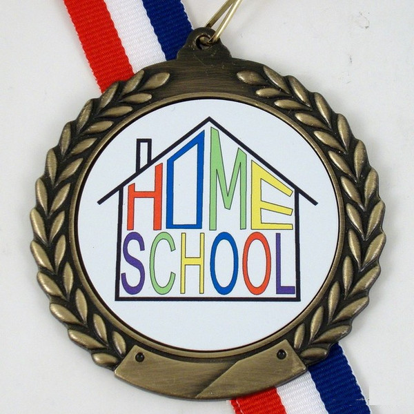 Home School Medal-Medals-Schoppy's Since 1921