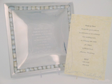 Pearl Inlay Invitation Tray-Gift-Schoppy's Since 1921