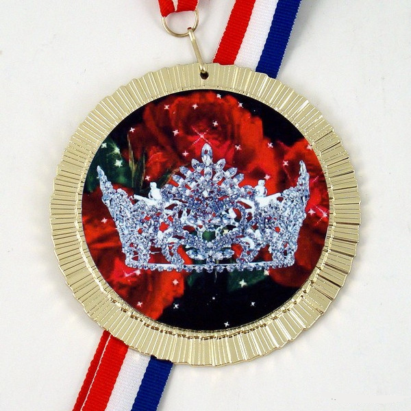 Big Pageant Medal