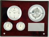 Marco Globe Stand-Up Clock-Clock-Schoppy's Since 1921