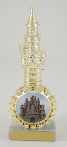 Sandcastle Starred Logo Trophy