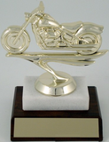 Softail Motorcycle on Marble Base-Trophies-Schoppy's Since 1921