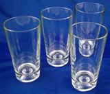 Golf Pub Glasses 16 oz. Set of (4)-Glasses-Schoppy's Since 1921