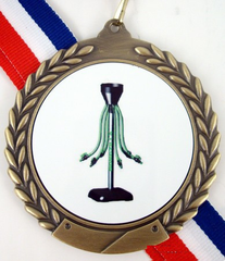 Team Funnel Gold Medal-Medals-Schoppy's Since 1921