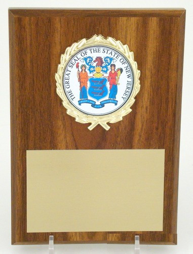 VFW//Veterans of Foreign Wars Award Plaque 4x6 Trophy FREE engraving