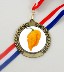 Pick Your Pepper Logo Medal-Medals-Schoppy's Since 1921