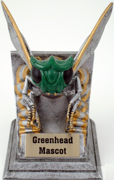 Greenhead Resin Trophy