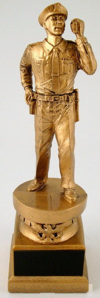 Police Officer Tribute Statue-Trophies-Schoppy's Since 1921