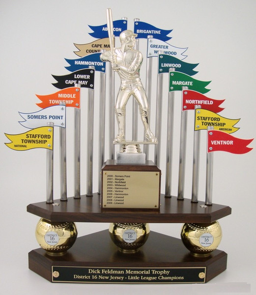 World Series Trophy - Large-Trophies-Schoppy's Since 1921