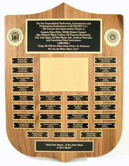 Academy Graduation Plaque-Plaque-Schoppy's Since 1921