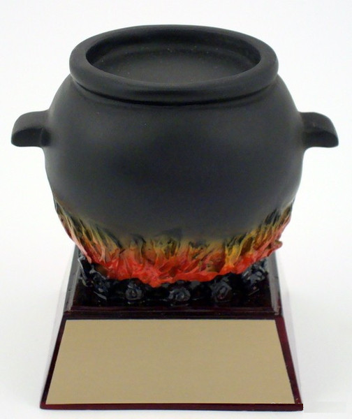 Cooking Chili Pot Resin-Trophies-Schoppy's Since 1921
