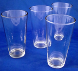 Mixing Glass 20 oz. Set of (4)-Glasses-Schoppy's Since 1921