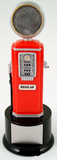 Logo Gas Pump on Medium Round Base-Trophies-Schoppy's Since 1921