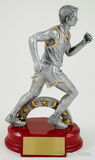 Male Runner Resin Trophy-Trophies-Schoppy's Since 1921