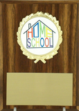 Home School Plaque 4x6-Plaque-Schoppy's Since 1921