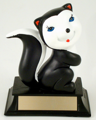 Skunk Resin Award-Trophies-Schoppy's Since 1921