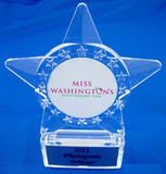 Pageant Star Holder-Trophies-Schoppy's Since 1921